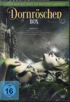 Dornröschen-Box (Sleeping Beauty & Legend Of Sleeping Beauty 2 & Snow White)