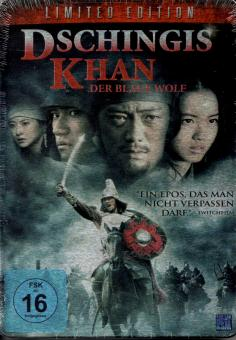 Dschingis Khan - Der Blaue Wolf (Limited Steelbox Edition)