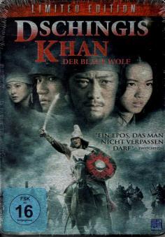 Dschingis Khan - Der Blaue Wolf (Limited Steelbox Edition)