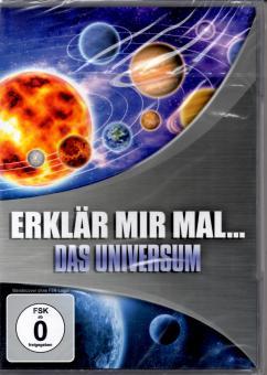 Erklär Mir Mal - Das Universum / Das Sonnensystem / Die Erde / Das Leben Im Weltall (Doku)