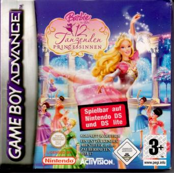 Barbie - 12 Tanzende Prinzessinnen  (Animation)