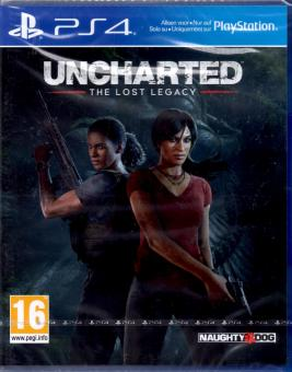 Uncharted - The Lost Legacy