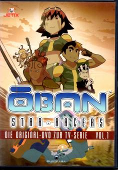 Öban - Star Racers 1