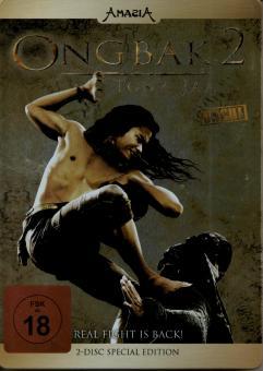 Ong Bak 2 (Steelbox) (2 DVD)