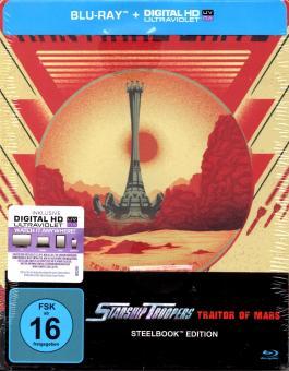 Starship Troopers 5 - Traitor Of Mars (Steelbox)