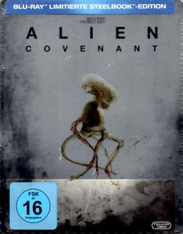 Alien 6 - Covenant (Limited Steelbox)