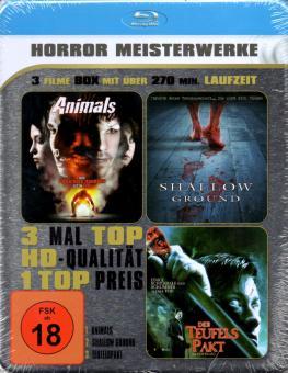 Horror Meisterwerke-Box