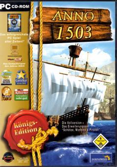 Anno 1503 - Königsedition (2 Disc) (Siehe Info unten)