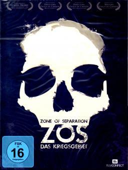 ZOS: Zone Of Separation - Das Kriegsgebiet (3 DVD) (Mit zusätlichem Kartonschuber)