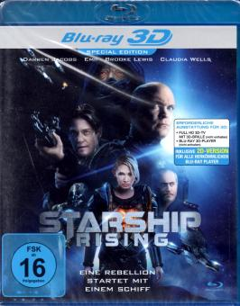 Starship Rising (2D & 3D-Version)
