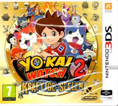 Yo-Kai Watch 2 - Kräftige Seelen