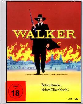 Walker (2 DVD & 1 Blu Ray) (20 Seitiges Booklet) (Mediabook) (Uncut)