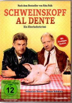 Schweinskopf Al Dente (3. Eberhofer-Krimi) (12 Seitiges Booklet) (Siehe Info unten)