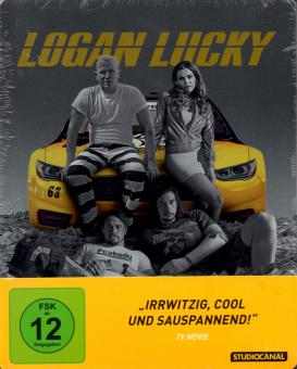 Logan Lucky (Steelbox)