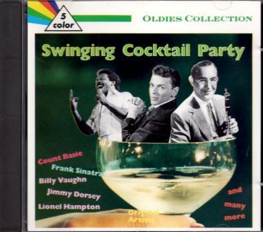 Swinging Cocktail Party - Oldies Collection (Rarität) (Siehe Info unten)