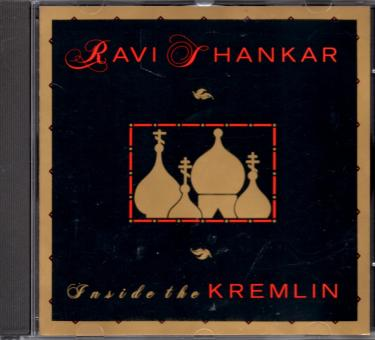 Inside The Kremlin - Ravi Shankar (Siehe Info unten)