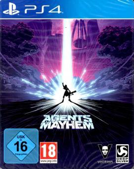 Agents Of Mayhem (Steelbox)