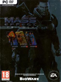 Mass Effect Trilogy (6 Disc) (Rarität) (Siehe Info unten)