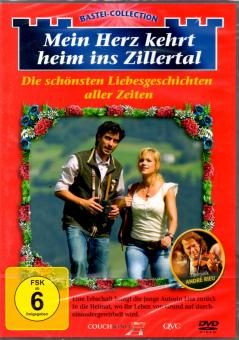 Mein Herz kehrt Heim Ins Zillertal (Bastei-Collection)