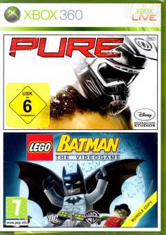 Pure & Lego Batman (2 Spiele / 2 Disc)