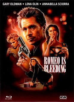 Romeo Is Bleeding (Limited Uncut Mediabook) (Cover B) (Nummeriert 428/444) (Rarität)