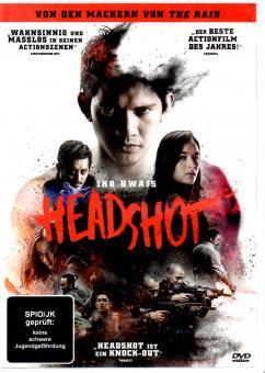 Headshot (Uncut) (Rarität)