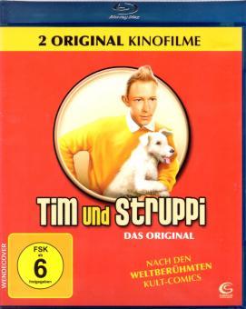 Tim Und Struppi - Das Original  (Tim Und Das Geheimnis Um Das Goldene Vlies & Tim Und Die Blauen Orangen)
