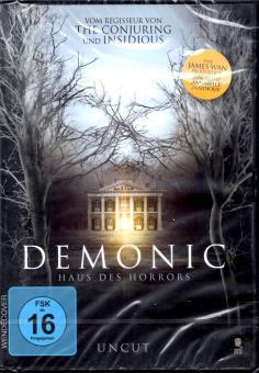 Demonic - Haus Des Horrors (Uncut)