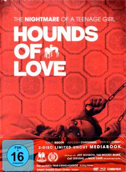 Hounds Of Love (Limited Uncut Mediabook) (24 Seitiges Booklet)