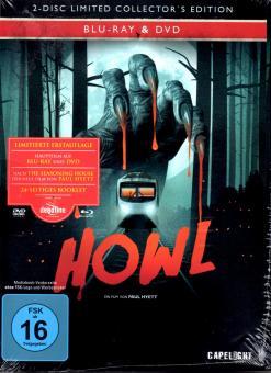Howl (Limited Uncut Mediabook) (Erstauflage / 24 Seitiges Booklet)