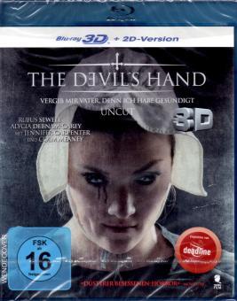 Devils Hand (2D & 3D abspielbar) (Uncut)