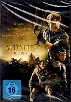 Die Mumie - Trilogie (3 DVD)