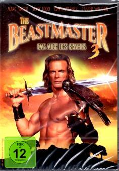 The Beastmaster 3 - Das Auge Des Braxus (Kultflm)