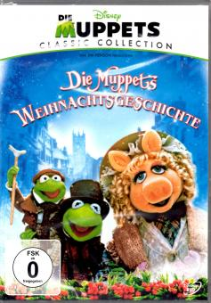 Die Muppets Weihnachtsgeschichte (Disney)