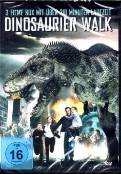 Dinosaurier Walk-Box (3 Filme)