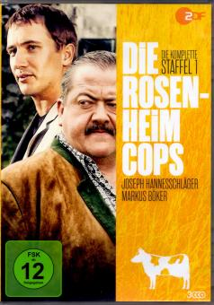 Die Rosenheim Cops - 1. Staffel (3 DVD)