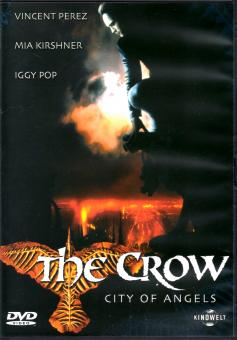 The Crow 2 - City Of Angels (Die Rache Der Krähe) (Siehe Info unten)