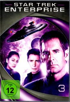 Star Trek Enterprise - 3. Staffel (7 DVD)