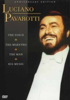 Luciano Pavarotti - Anniversary Edition