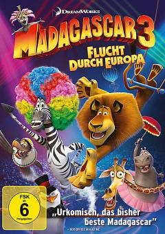 Madagascar 3 - Flucht Durch Europa (Animation)
