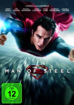 Man Of Steel (Superman)