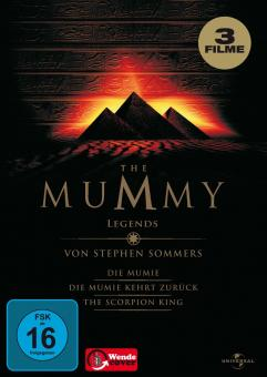 The Mummy Legends (Mumie)