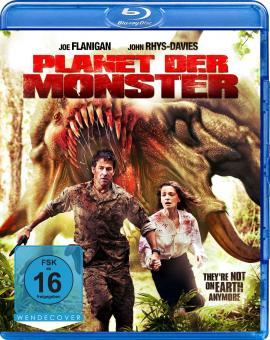 Planet Der Monster