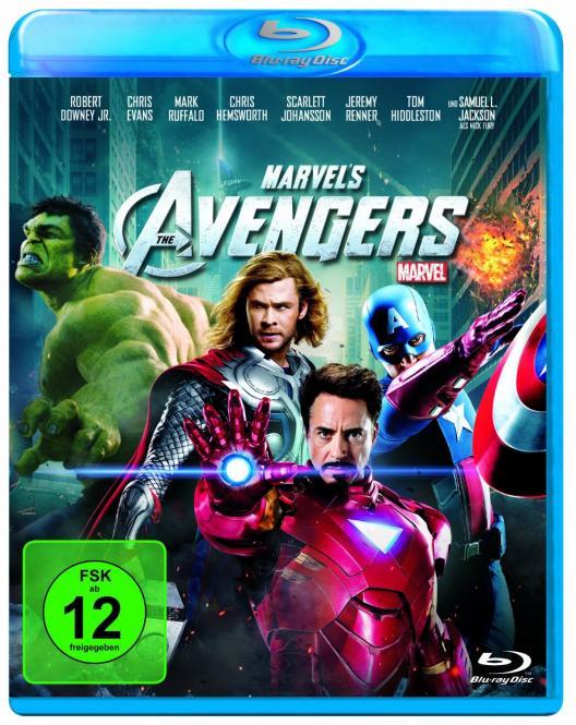 Avengers 1 (Marvel)