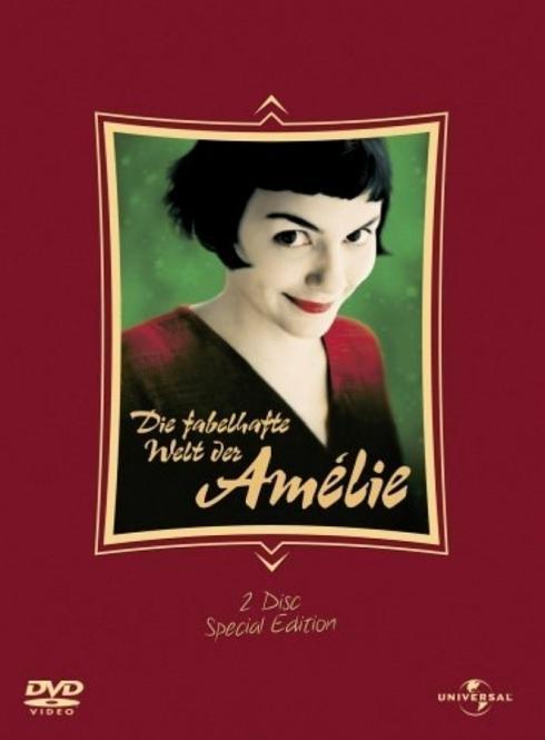 Die Fabelhafte Welt Der Amelie (Limitierte Auflage mit 24 Seitigem Büchlein)