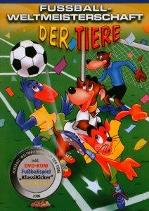 Fussball-Weltmeisterschaft Der Tiere