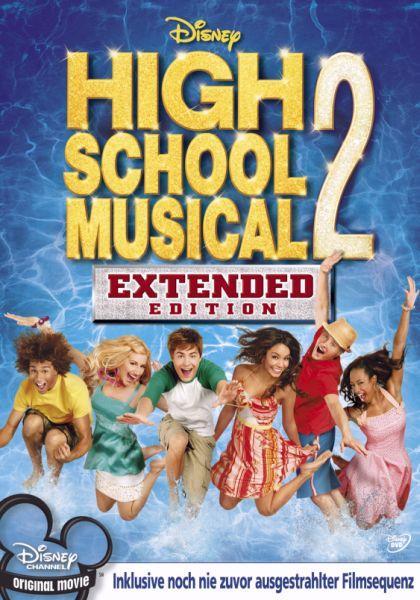 High School Musical 2 (Disney)  (Extended Edition)