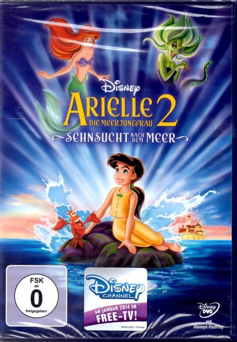Arielle 2 (Disney)