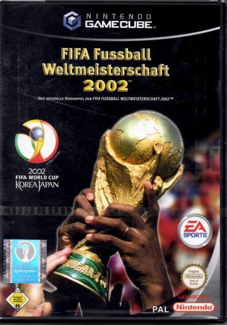 Fifa Fussball WM 02