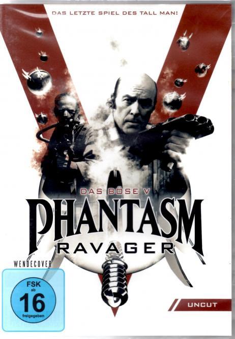 Phantasm 5 - Das Böse 5: Ravager (Uncut)